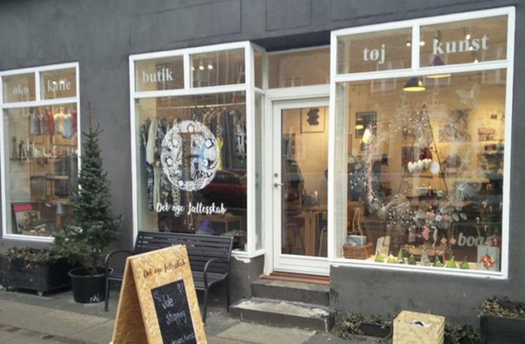 Café Det nye Fællesskab - god café i Vanløse for ammenede mødre